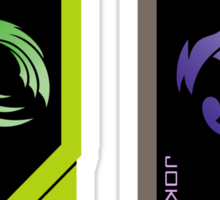 Cyclone/Joker Sticker