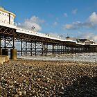 Cromer Pier by Gary Rayner