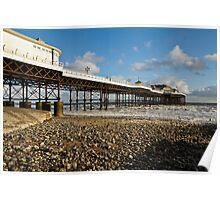 Cromer Pier Poster
