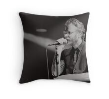 Matt Berninger The National Throw Pillow