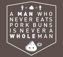 Why don't you have a pork bun in your hand? by griftgfx