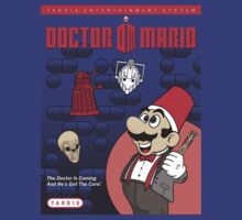(The) Doctor Mario by griftgfx