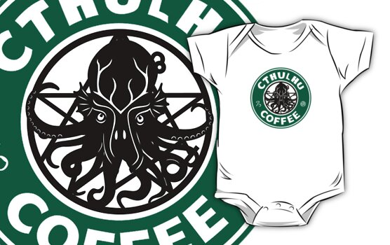 Cthulhu Coffee by sflassen