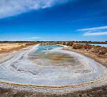 Sea Salt Farming by manateevoyager
