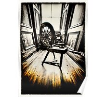 The Spinning Wheel Poster