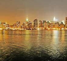 NYC from LIC by Kevin Durst