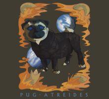 Pug Atreides by BrightPig