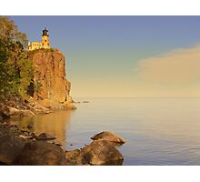 Split Rock Lighthouse Photographic Print