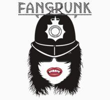 Fangpunk Police T Shirt by Fangpunk