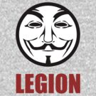 Anonymous - Legion by Groatsworth