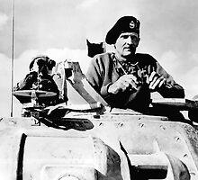 Monty In A Tank by warishellstore