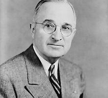 President Truman by warishellstore
