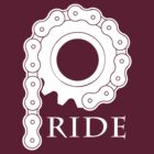 Bicycle P-ride (dark) by KraPOW