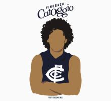 Vinnie Catoggio, Carlton by Chris Rees