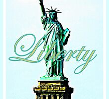 Lady Liberty by ©The Creative  Minds