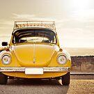 Yellow Beetle by AllshotsImaging