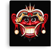 Barong - The Nemesis of Rangda (full) Canvas Print