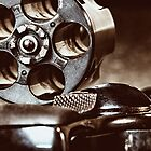 38 Special Revolver by Colin Bester