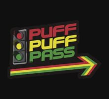 Puff Puff Pass - light up your life by mouseman