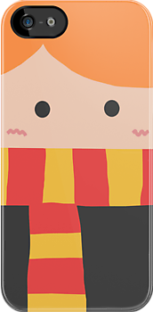 Ron Weasley Iphone Case by Mhaddie