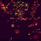 Camden lights. by LiseRichardson