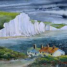 Seven Sisters by HurstPainters