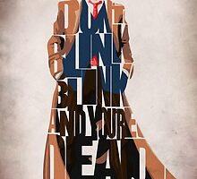 Tenth Doctor by A. TW
