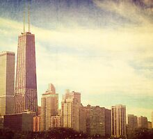 Chicago Skyline III by Noah Browning
