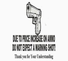 Bullet Price Increase by topguy1