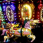 Carousel, Coney Island by Koon