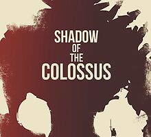 Shadow of the Colossus by VoxelFlux
