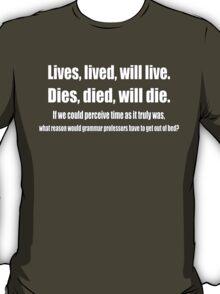 Lutece Grammar T-Shirt
