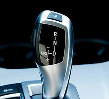 Luxury Car Gear Shifter by GysWorks