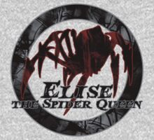 Elise, the Spider Queen by ColorVandal