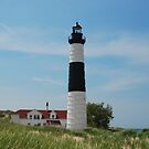 Big Sable Lighthouse by BiggerPicture
