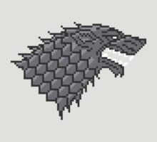 8-Bit Stark by TravisPixels