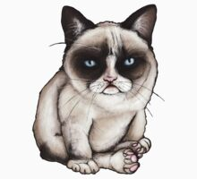 Tard The Original Grumpy Cat by HungryDesigns