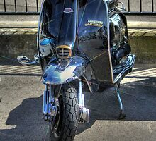 Lambretta Jet 200 by larry flewers