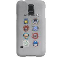 80's Evil Samsung Galaxy Case/Skin