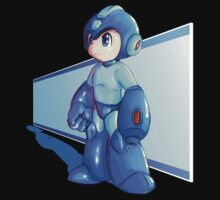 Megaman by DictatorBunny