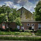 A Dutch Farm house  by Johanna26
