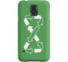Mobius Says Recycle Samsung Galaxy Case/Skin
