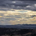 A view from Oxley Lookout by Daniel Rankmore