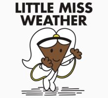 Little Miss Weather by zacly