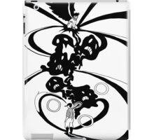 Zacharie and the Batter iPad Case/Skin