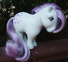 Blue Belle by unicorngirl