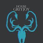 House Greyjoy by hollygordon