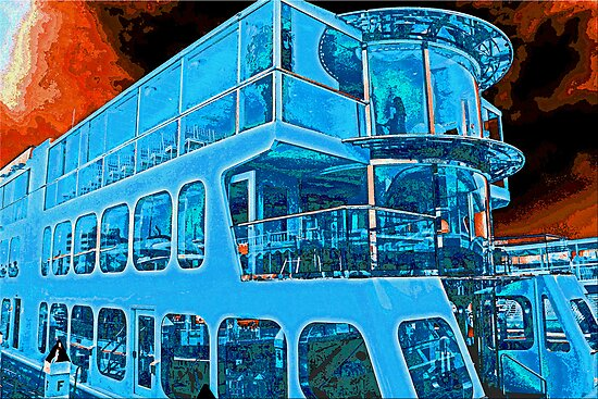 Cruise From Hell by Chet  King
