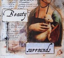 Beauty Surround Us by Janine Whitling