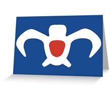 Crest of Nausicaä Greeting Card